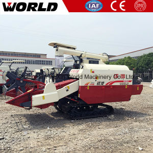 New Mini Combine Harvester for Harvesting Rice, Wheat, Barley, Oat pictures & photos