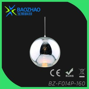 Plating Chrome, E27 Holder, Pendant Light, Indoor Lighting pictures & photos