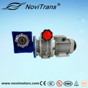 1.5kw AC Flexible Motor with Speed Governor and Decelerator (YFM-90C/GD) pictures & photos