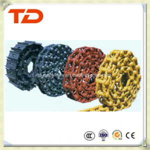 Excavator Hitachi Ex100 Track Link Excavator Link Chain Assy for Excavator Undercarriage Spare Parts pictures & photos