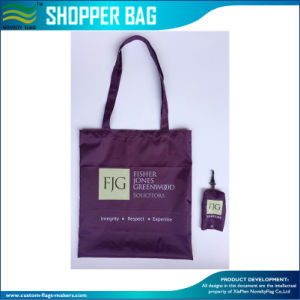 Custom Printed Promotion Non-Woven Shopper Bag (M-NF29F14015) pictures & photos