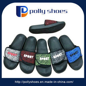 New Arrival Cheap Slider Sandals Slipper Customised pictures & photos