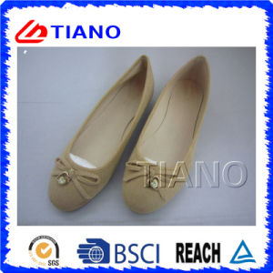 Sweet Delicate Casual Flats Lady Shoes (TNK23804) pictures & photos