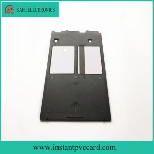 Inkjet PVC ID Card Tray for Canon Mg8140 Inkjet Printer pictures & photos