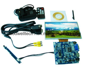 7 Inch Open Frame LCD Module with VGA/HDMI Input/Touch pictures & photos