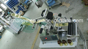 Semiauto Foods Drinks Medicines Bottles Jars Labeler pictures & photos