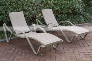 Rattan Sun Lounge Set and Garden Furniture pictures & photos