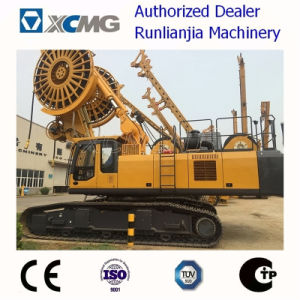 XCMG Xg600d Continuous Wall Equipment with Cummins Engine pictures & photos