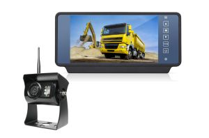 7inch Split Digital Wireless Mirror Monitor System pictures & photos