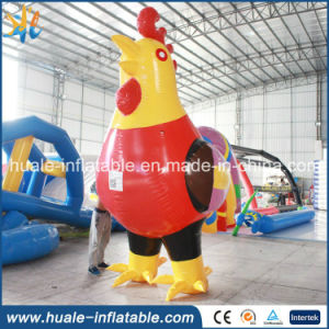 Inflatable Cartoon Model Inflatable Chicken for Adversiting
