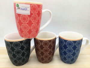 China Manufacture Ceramic Coffee Mugs pictures & photos