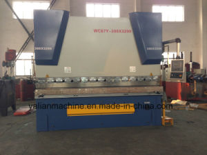 Dro Te10 Press Brake Wc67y-400/3200
