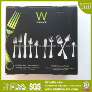 65 PCS /24 PCS Promotional Stainless Steel Flatware Set as Gift pictures & photos