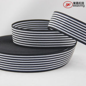 High Elasticity Woven Tape for Garment Shoes Bags pictures & photos