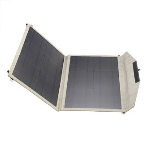 Foldable 30W Monocrystalline Panel Solar Charger Bag pictures & photos