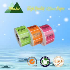 Full Color Custom Printed Adhesive Sticker Rolls