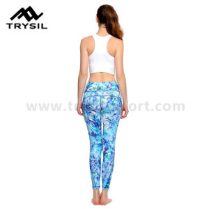 Ladies Fitness Spandex Gym Wear Yoga Legging pictures & photos