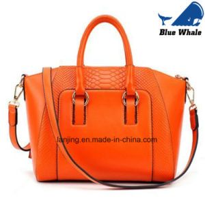 Fashion Casual Alligator Women PU Bags pictures & photos