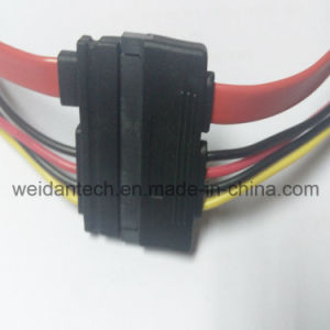 SATA Hard Drive Power Sync Data Cable pictures & photos