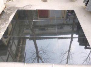 Black Granite Stone/Shanxi Black/Absoult Black/Mongolia Black/G684/Basalt Dark Tile/Slab for Floor/Wall/Countertop/Steps/Tombstone/Stairs pictures & photos