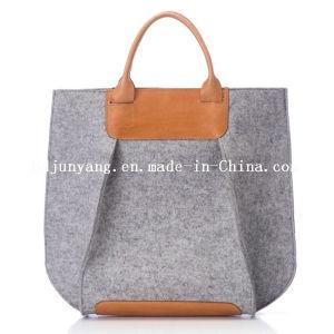 Fashion Felt Bag LED Handbags pictures & photos