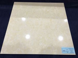 Building Material Pulati Stone Polished Porcelain Floor Tile (VPB6006, 600X600mm) pictures & photos