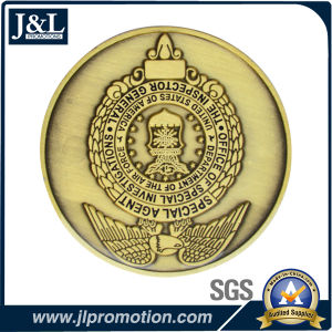 Die Struck Bronze Coin Without Enamel 040 pictures & photos