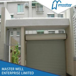 Vertical Lift Insulated Industrial Door for Factory Use/Overhead Sectional Door pictures & photos