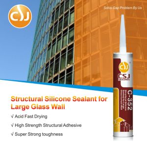 Structural Silicone Sealant for Great Glass Curtain Wall (C-352) pictures & photos