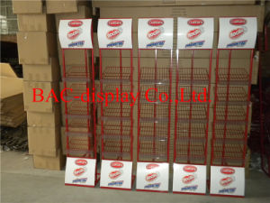 Hot Sale Metal Display Rack for Biscuits, Candy, Snack pictures & photos