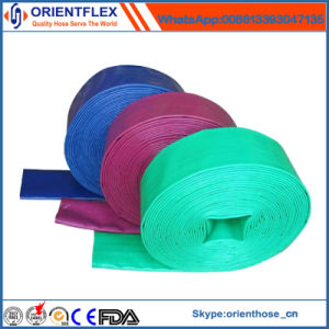 PVC Layflat Drip Hose for Agriculture Irrigation System pictures & photos