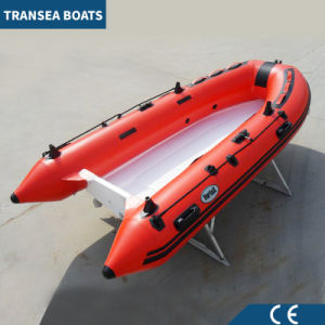 2017 New Most Popular Rib Inflatale Boat with Ce Cetification pictures & photos