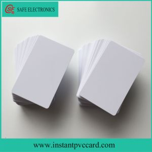 Double Sides Printable Blank Instant ID PVC Card pictures & photos