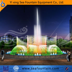 Outdoor Dimeter 8m Pool Music Fountain pictures & photos