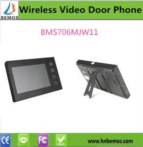 """7"""" TFT 2.4G Wireless Video Door Phone Intercom Home Security Camera Monitor Doorbell pictures & photos"""