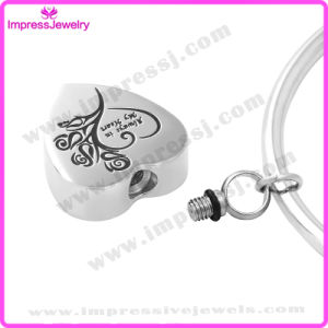 Bracelet Charms Heart Cremation Jewelry for Ashes Stainless Steel pictures & photos