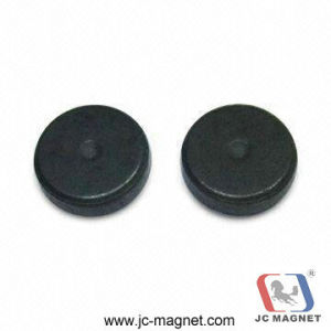Permanent Sintered Hard Ferrite Ring pictures & photos