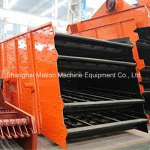 China Yk Series Circular Vibrating Sand Screen pictures & photos