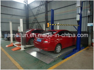Ce High Quality Electrical Parking Lift pictures & photos