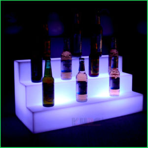 LED Lighted Wine Rack Beer Ladder Display Racks pictures & photos