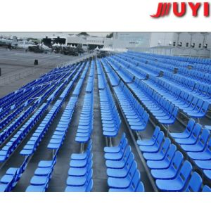Factory Price School Football Soccer Games Grandstand Demountable Sports Equipment Plastic Seats Anti-UV Steel Bleachers pictures & photos