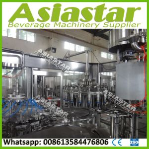 3-in-1 Monobloc Automatic Fruit Juice Drink Hot Filling Plant pictures & photos