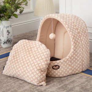 Pet Products Dog Cat Fashion Bed House (B012) pictures & photos