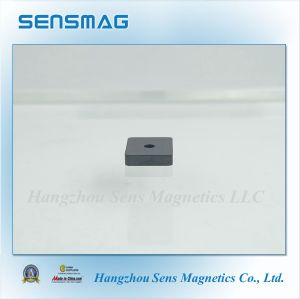 Customized Manufacture Permanent Ferrite Magnet for Motor, Rotor pictures & photos