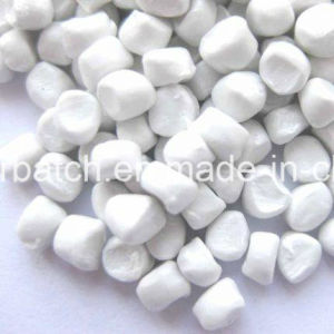 CaCO3 Talc TiO2 Filler Masterbatch for Plastic with High Quality pictures & photos