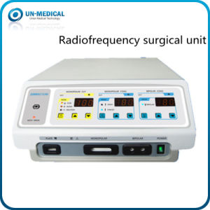 Six Working Modes Radiofrequency Surgical Unit pictures & photos
