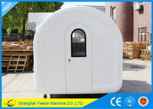 Ys-Bf300c 3m Spacious Mobile Restaurant Outdoor Coffee Cart pictures & photos