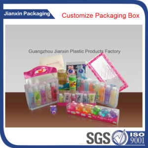 Transparent PVC Plastic Packaging Box pictures & photos