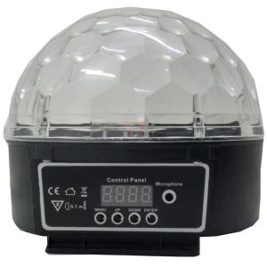 2016 Hot Sale The Cheapest Christmas Light LED Magic Crystal Ball with Ce RoHS pictures & photos