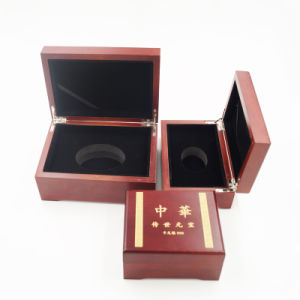 OEM ODM Customized Jewelry Wooden Box (J99-S) pictures & photos